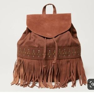 Fringe American eagle Backpack